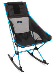 Helinox Chair Two with Rocking foot- Black
