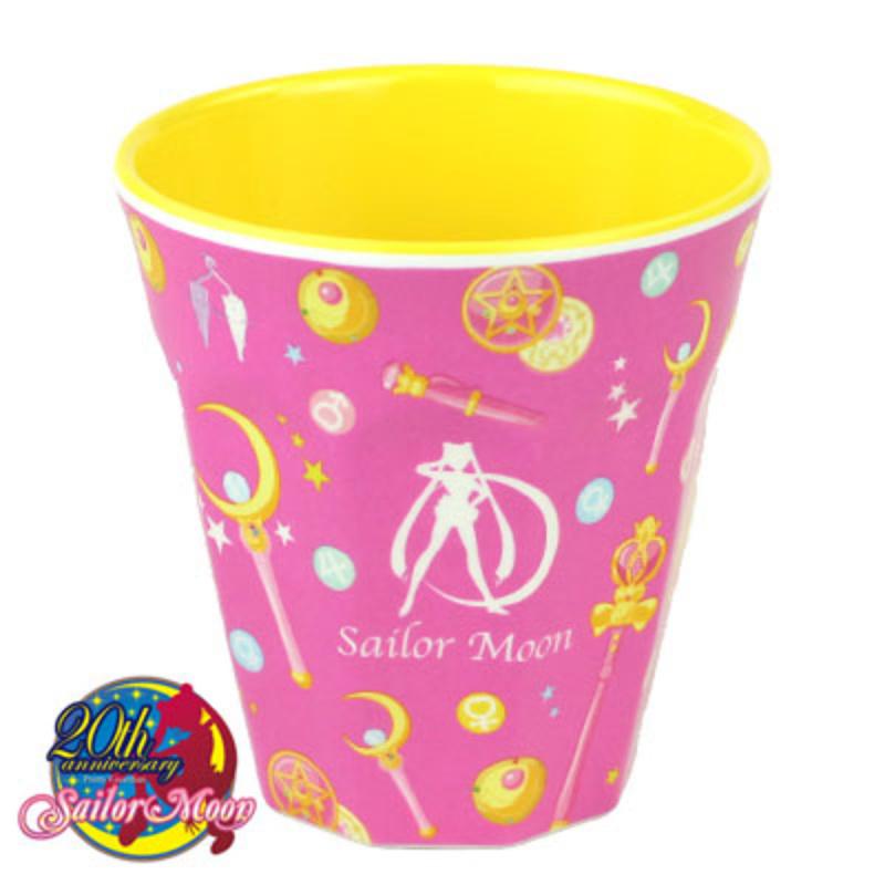 1 個 (粉紅款) - 美少女戰士20周年限量版杯