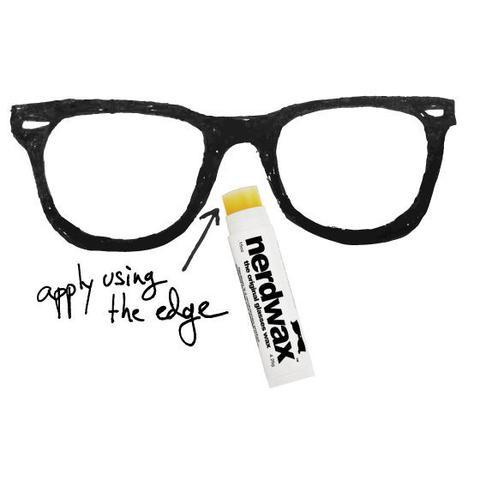 Nerdwax 眼鏡框防滑蠟