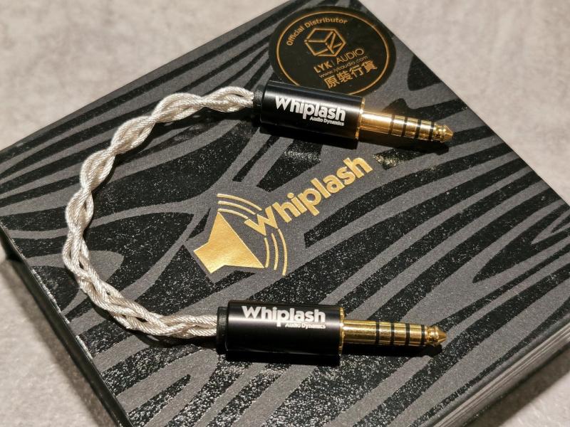 Whiplash TW3 4.4mm-4.4mm Jumper 對錄線