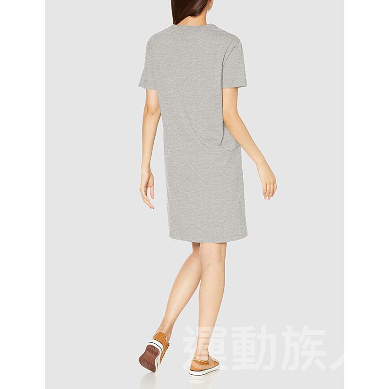 【💥日本直送】Champion 圓領連衣裙 女士 基本款 100%純棉 灰色 M/L可選