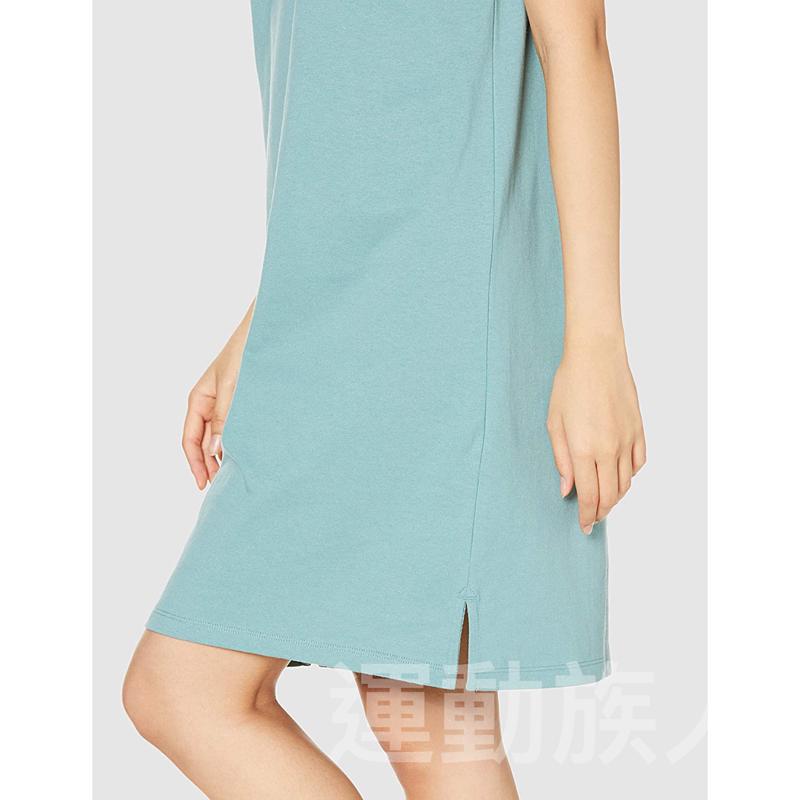 【💥日本直送】Champion 圓領連衣裙 女士 基本款 100%純棉 綠色 M/L可選