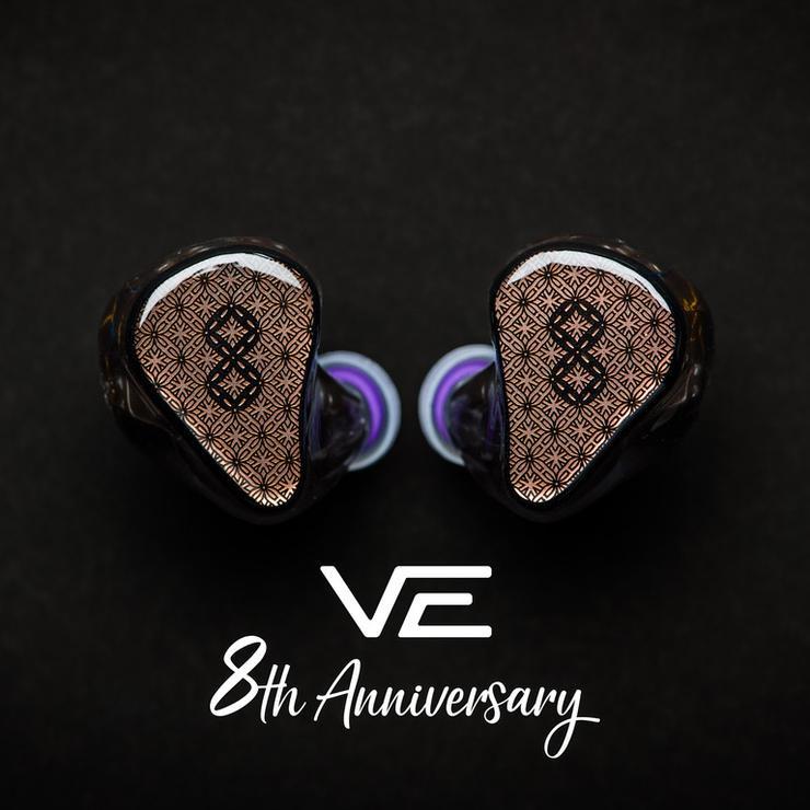 Vision Ears VE8 八周年限定版