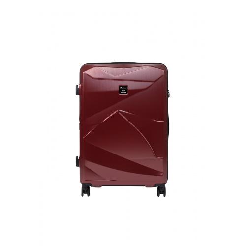 Doughnut Alpine Luggage Medium Wine 旅行喼