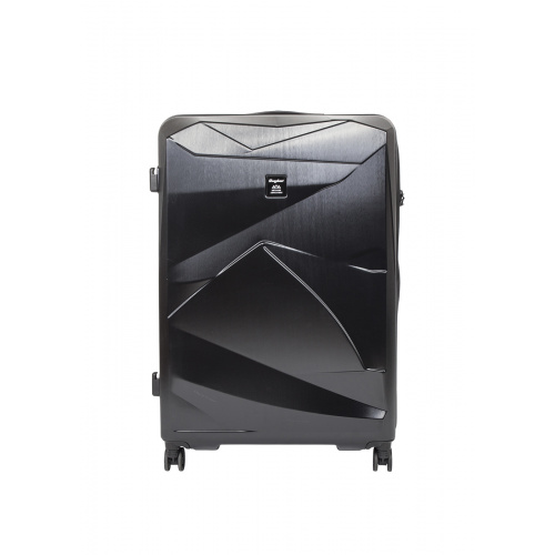 Doughnut Alpine Luggage Large Black