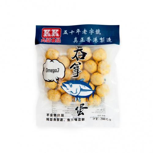 吞拿魚魚蛋 (200克)