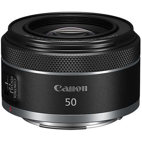 Canon RF 50mm f/1.8 STM 鏡頭