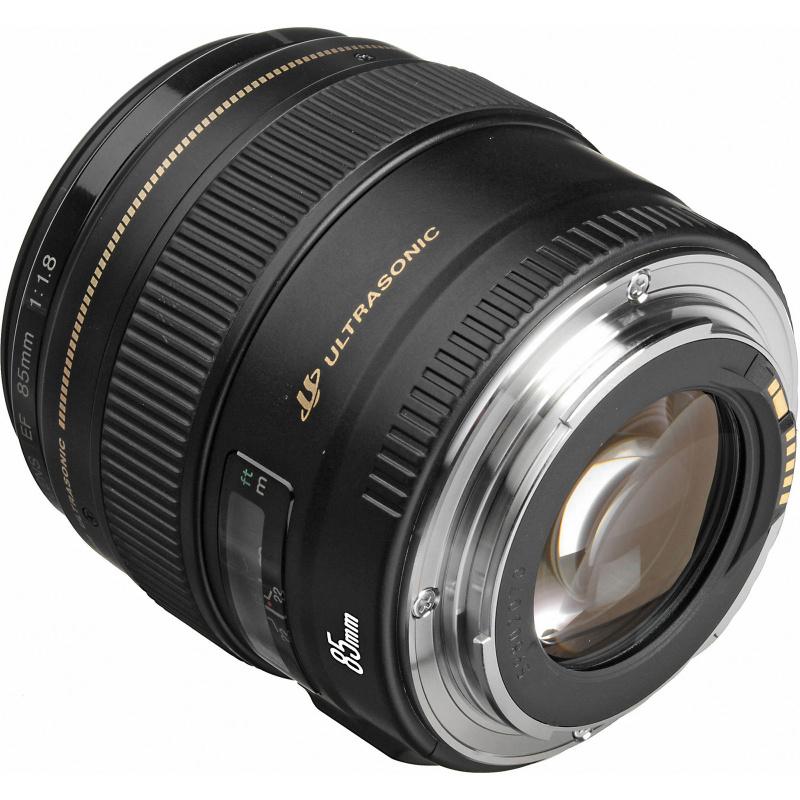 Canon EF 85mm f/1.8 USM 鏡頭