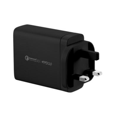 Momax ONE Plug GaN 100W 四輸出快速充電器 UM22