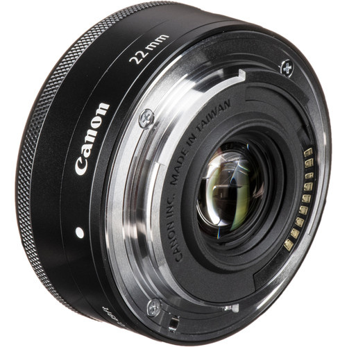 Canon EF-M 22mm f2 STM 鏡頭