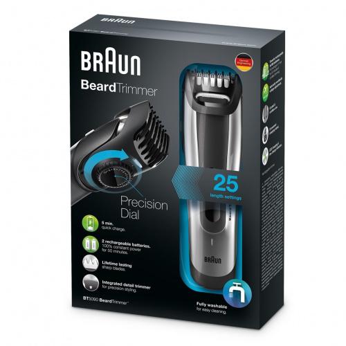 德國百靈 Braun Beard Trimmer BT5090 剪髮器