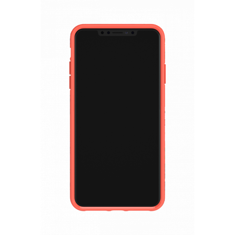 Richmond & Finch iPhone XS Max Case手機保護殼 - CORAL DREAMS珊瑚幻夢 - GOLD DETAILS ( IP65-601 )