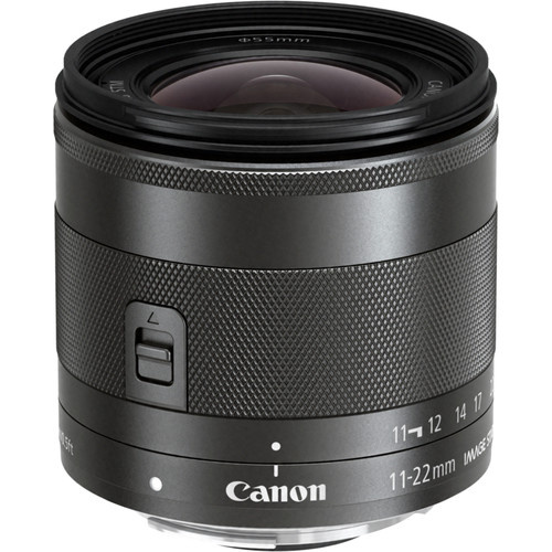 Canon EF-M 11-22mm f/4-5.6 IS STM 鏡頭