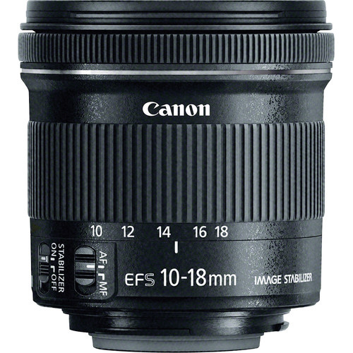 Canon EF-S 10-18mm f/4.5-5.6 IS STM 鏡頭