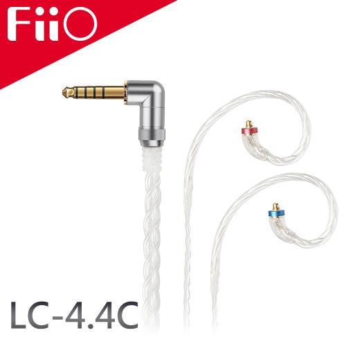 FiiO LC-4.4C 純手工編織耳機線 4.4mm