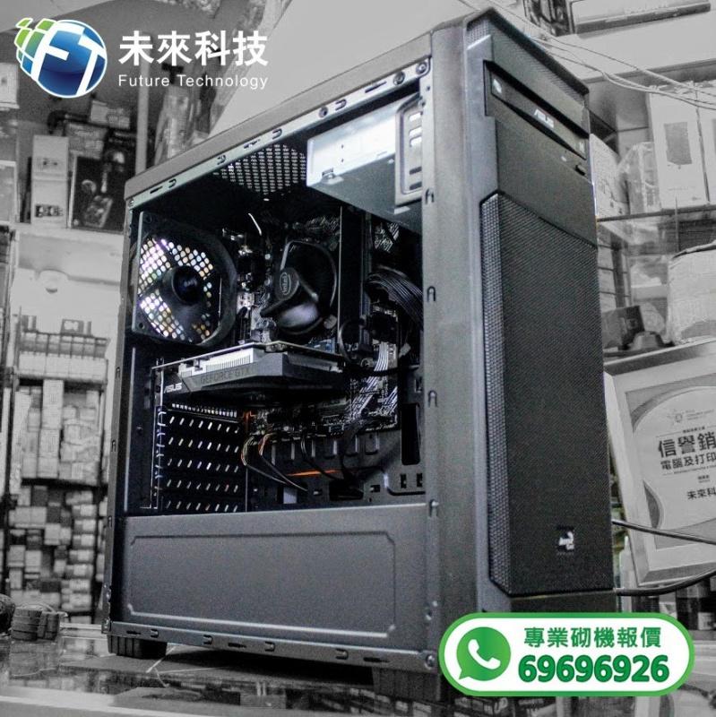 【📞Whatsapp:69696926 專業組裝電腦 全網最平 💡最快四小時內送到🚀】Intel Core I7-10700處理器 / ASUS PRIME H410M-A主機板/ Crucial DDR4 8GB 2666MHz DIMM DESKTOP 高速記憶體/ PNY CS3030 500GB M.2 2280 SSD