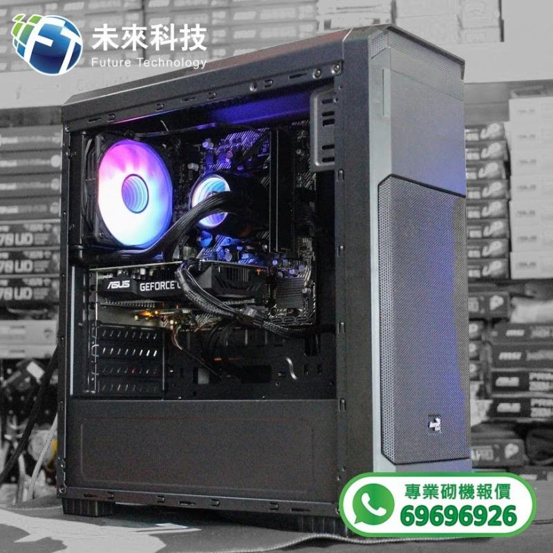【📞Whatsapp:69696926 專業組裝電腦 全網最平 💡最快四小時內送到🚀】Intel Core I5-10400F處理器 / ASUS PRIME H410M-A主機板/ Crucial DDR4 8GB 2666MHz DIMM DESKTOP高速記憶體/ PNY CS3030 500GB M.2 2280 SSD