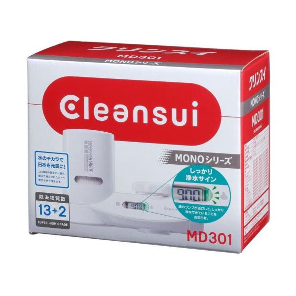 Mitsubishi 三菱 Cleansui 水龍頭式濾水器 MD301-WT