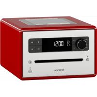 【陳列品】Sonoro CD2睡房音響系統 (紅色)