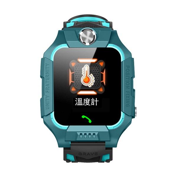 日本JTSK 智能兒童測體溫防水定位電話手錶