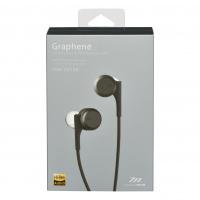 【陳列品】日本Maxell MXH-GD100 [Graphene] 石墨烯單元高清入耳式耳機 (鋁合金機殼) [黑色]
