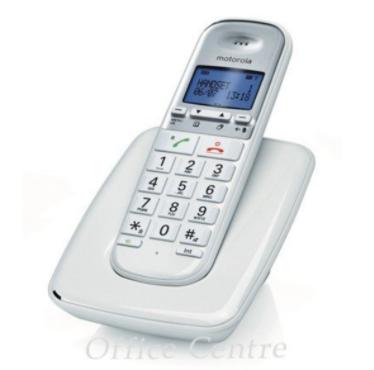 Motorola摩托羅拉-S3001(數碼大屏單機式)室内無線電話