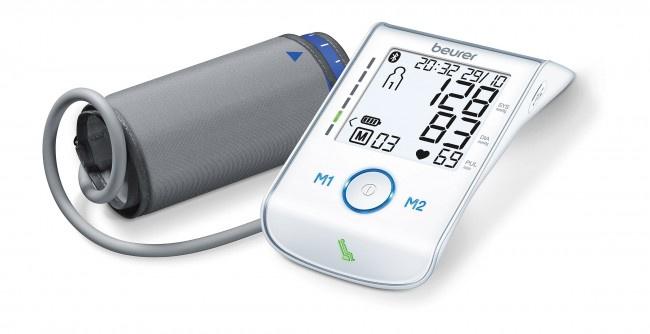 BEURER BM85 智能手臂式血壓計