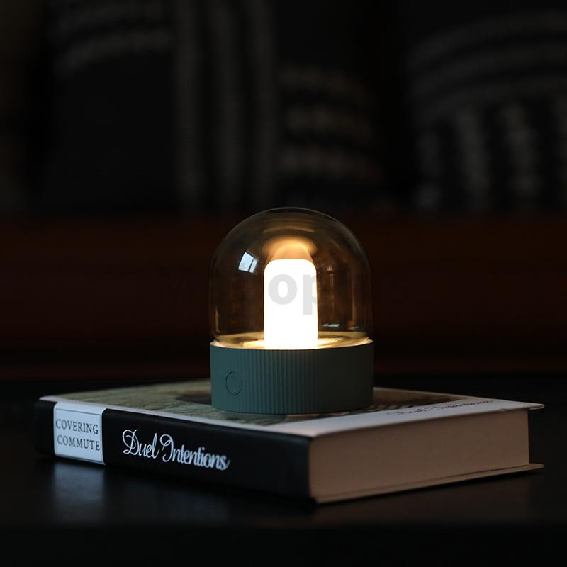 M-Plus M1 Nostalgic Lamp 懷舊無線呼吸小夜燈