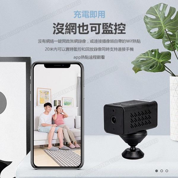 韓國B&C微型便攜低功耗高清1080P監控攝像頭