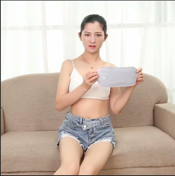 韓國B&C 暖宮熱敷護腰帶大姨媽神器 石墨烯暖宮加熱艾灸暖宮寶