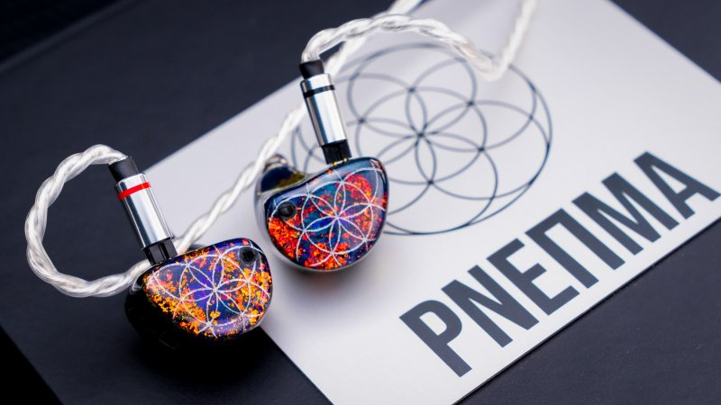 Lime Ears PNEUMA內置7mm鈦合金動圈單元, 4動鐵1動圈, 4路分頻