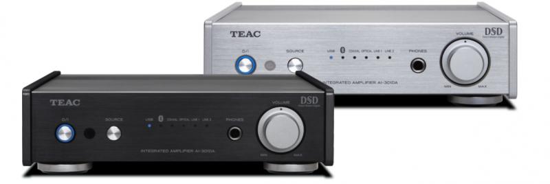 TEAC USB DAC立體聲合併擴音機AI-301DA-X