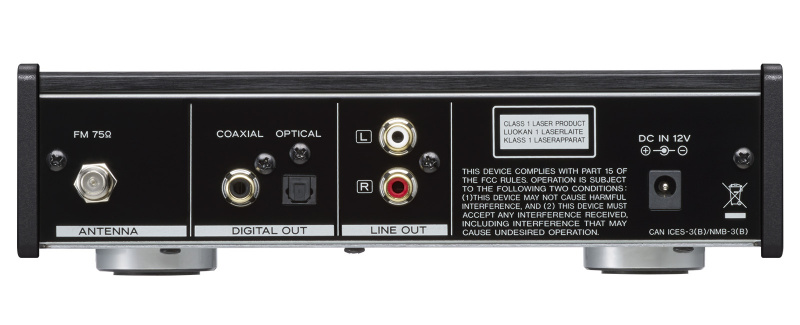 TEAC CD播放器/FM調諧器 PD-301-X