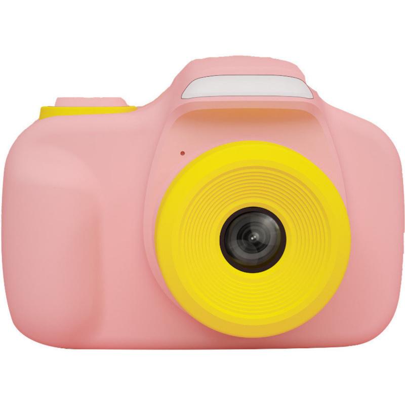 [送16gb記憶卡] VisionKids - HappiCAMU T3 特大3吋觸控屏幕雙鏡兒童相機