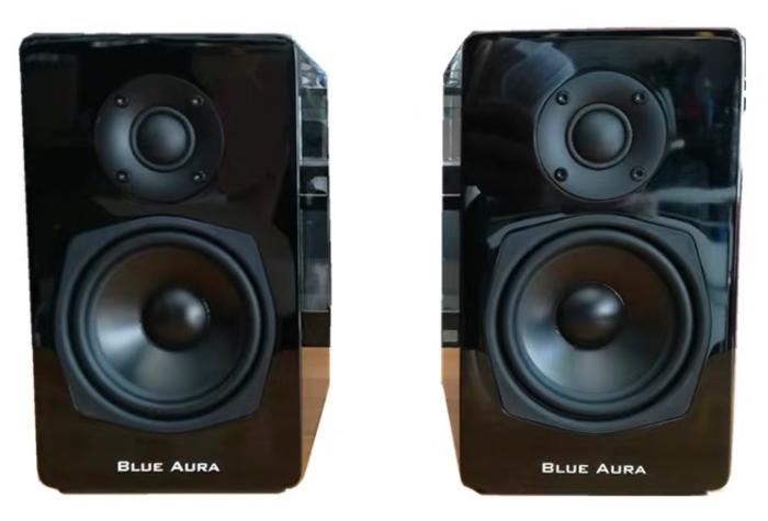 BLUE AURA 喇叭音響PS40【黑色】