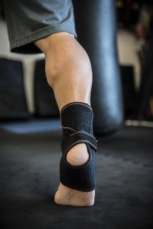 冰敷踝足部理療器/帶 可用於腳踝扭傷,足底筋膜炎,跟腱損傷,滑囊炎和腳痛