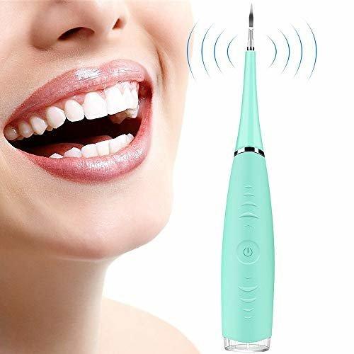 超聲波DIY電動牙石牙跡清潔洗牙器