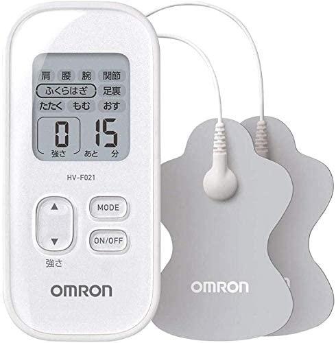 OMRON - HV-F021 電子脈衝按摩器 白色 (日版)