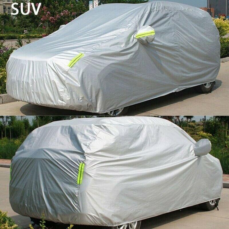 全封閉PEVA鋁膜防曬全身車罩Car Cover車冚