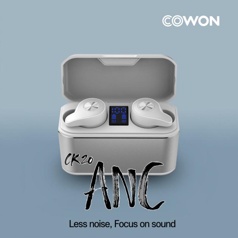 COWON CK20 ANC 降噪藍牙耳機