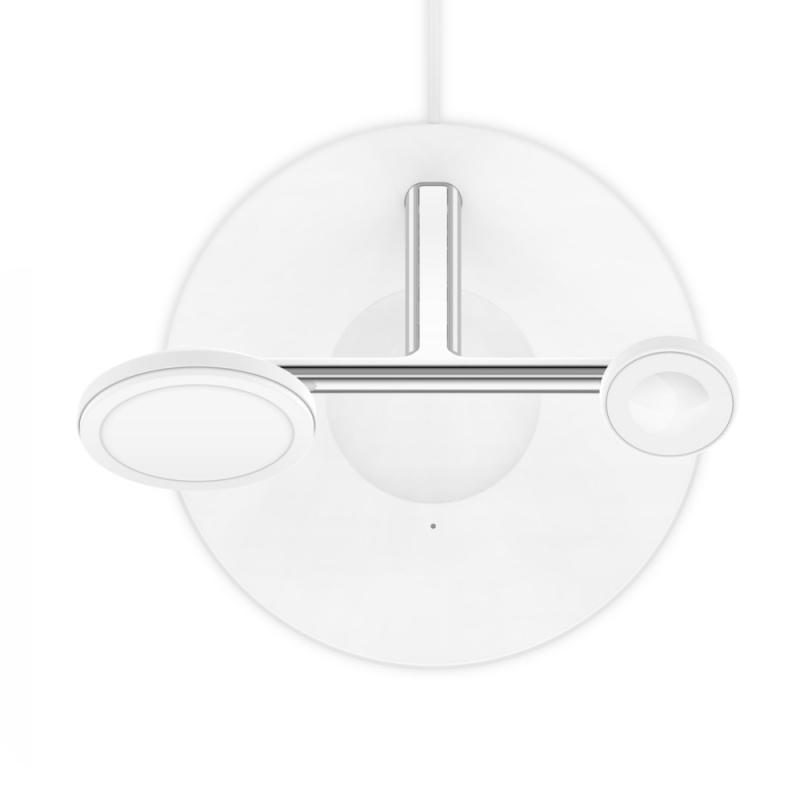 Belkin BOOST↑CHARGE™PRO MagSafe 3 合 1 無線充電器[WIZ009][2色]