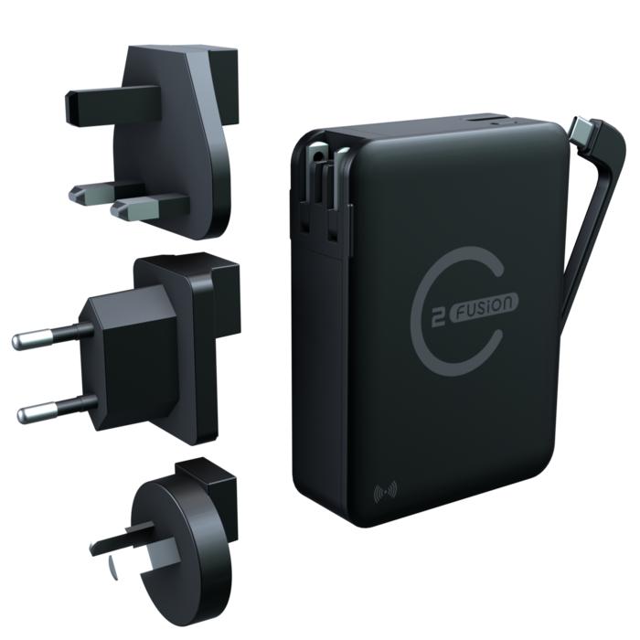 E-Fusion 2 15000mAh 65W AC 外置電火牛