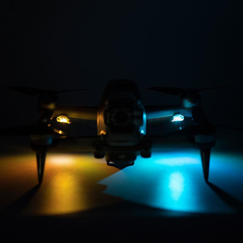 STARTRC - 禦Mavic Mini七彩閃爍燈(適用於禦系列/穿越機/車模等)2-5天發出