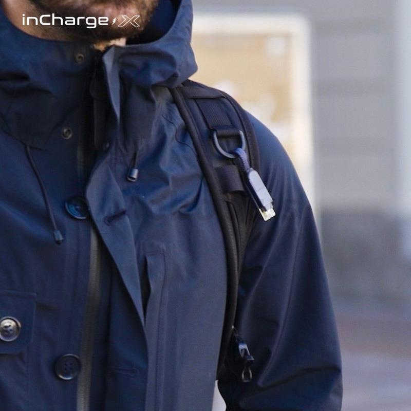 [支持100W PD] inCharge-X 6合1快充數據線