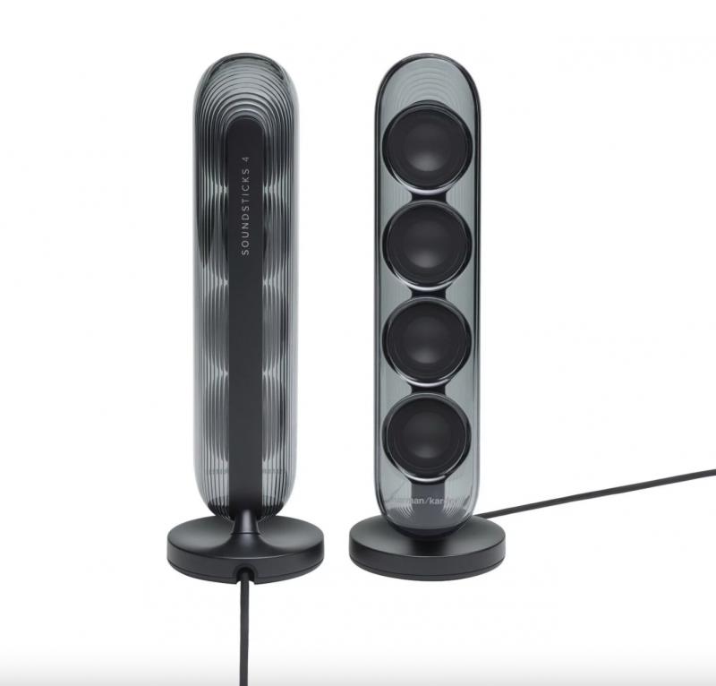 Harman Kardon SoundSticks 4 2.1 藍牙插線立體聲喇叭[2色]