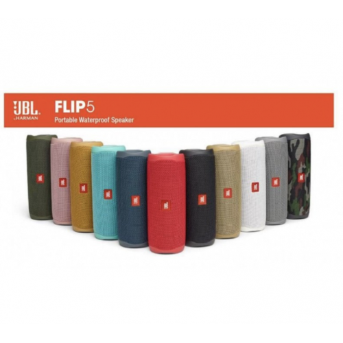 (全新行貨) JBL Flip 5 防水藍牙喇叭