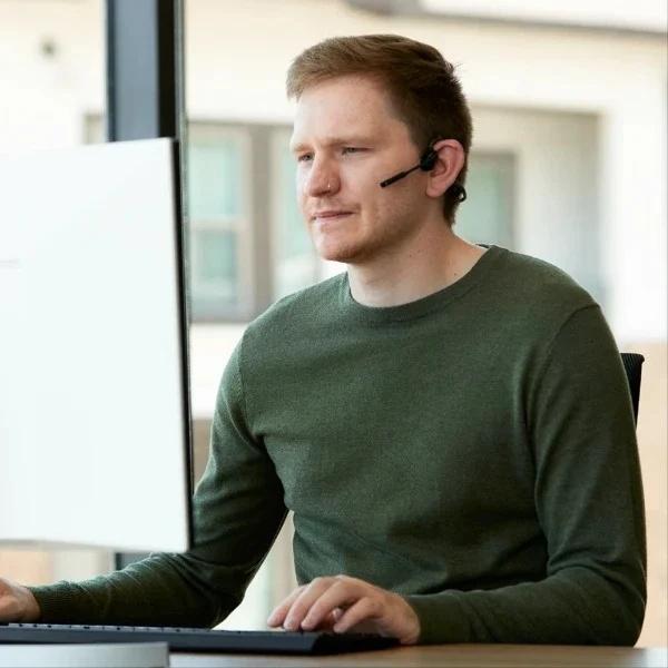 AfterShokz OpenComm ASC100 骨傳導通訊耳機
