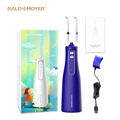 Raldmoyer AT120 無線沖牙器水牙線機