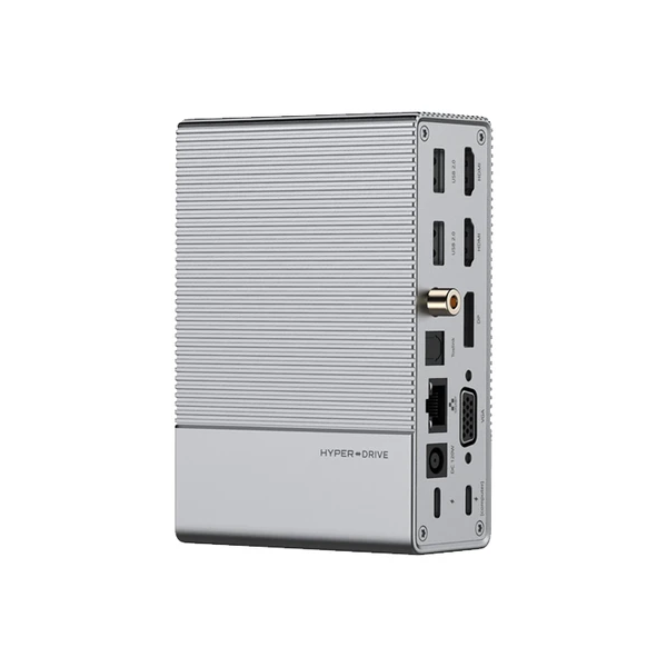 HyperDrive GEN2 18-Port USB-C Hub