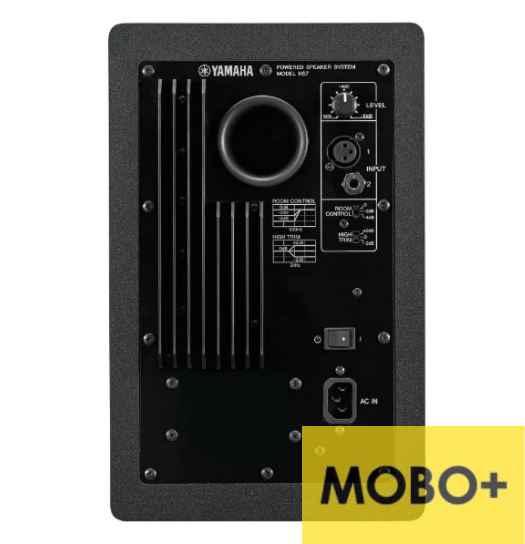 Yamaha HS7 Powered Studio Monitors 主動式錄音室監聽喇叭[1對] [2色]